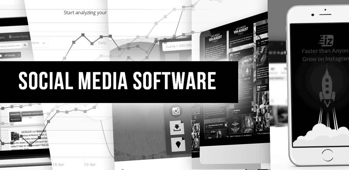 18+1 ソーシャルメディア・マーケティング・ツールFacebook、Youtube、Instagram用ソフトウェア+オンラインコース