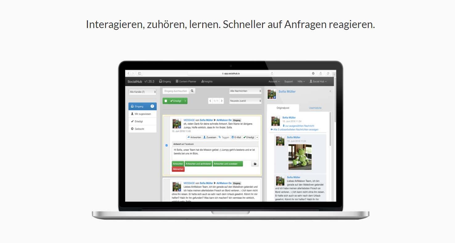 Social Hub: Editorial Planning and Monitoring - Software Tip