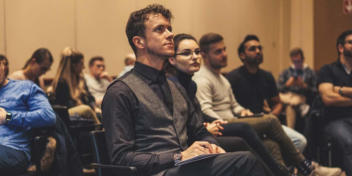 Start Ups and Business Creation - Speaker Lecture @ Berlin, Alexanderplatz