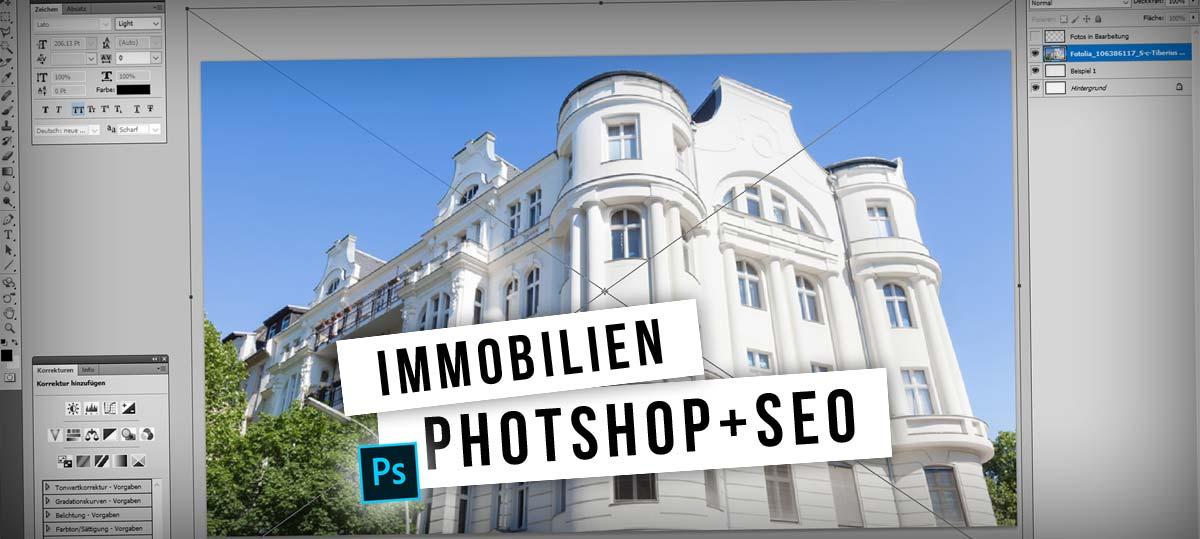 不動産物件の最適化Photoshop、WordPress、SEO - ビデオチュートリアル