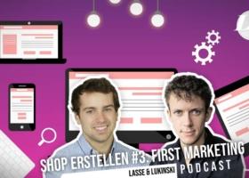 オンラインショップを作る #3: マーケティング、Eコマースを知らしめる?- マーケティングポッドキャスト